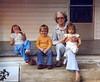 Erin, Shane, Mom & Jill