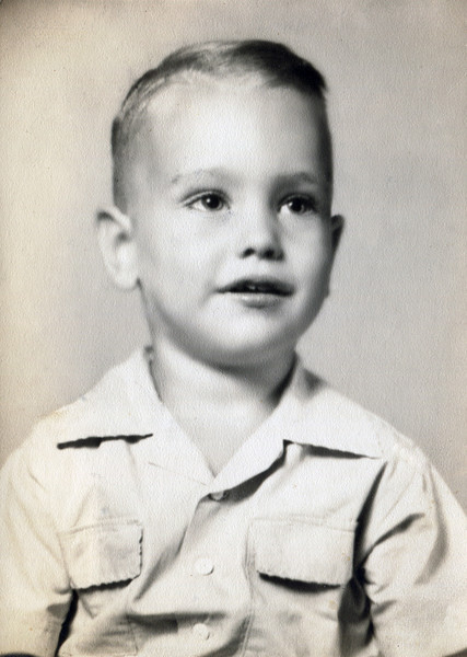 James (Jim) Yarbrough - Age 2