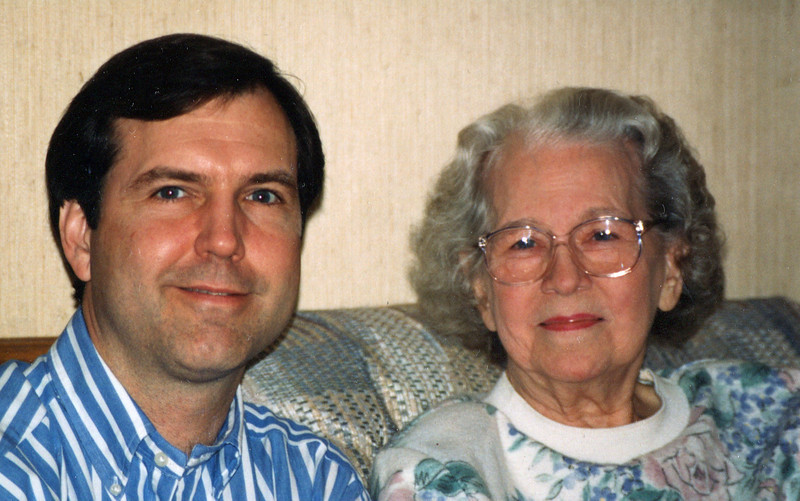 Terry Yarbrough & Mildred Yarbrough - 1993