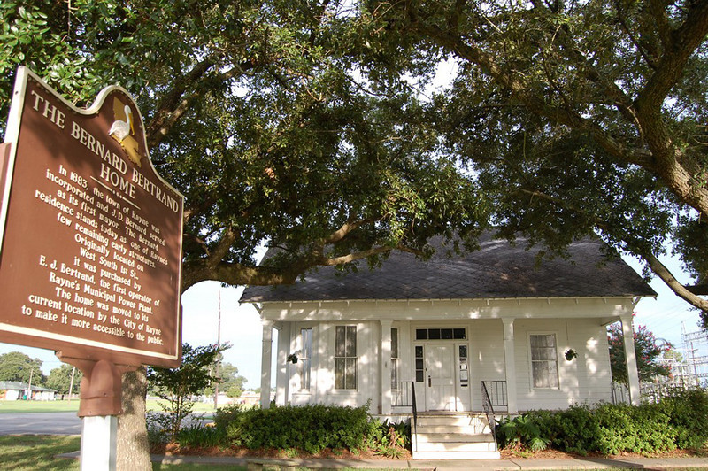 The Joseph D. Bernard House:   1023 The Boulevard Rayne, LA