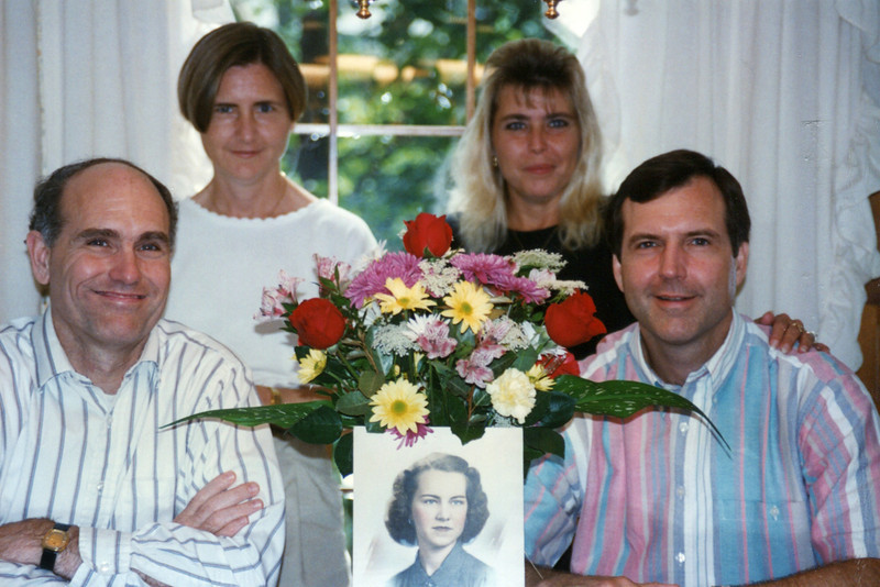 Mom's Memorial - 1995