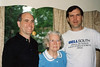 Jim, Mom and Terry Yarbrough