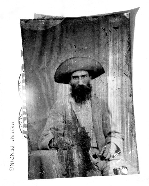 William Perry Guest - Gandfather Bertram Yarbrough's Grandfather (image 1885)