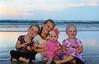 Lloyd Children From Left: Caroline, Abby, Charlotte, Sophie