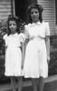 Patricia & Margaret - 1940