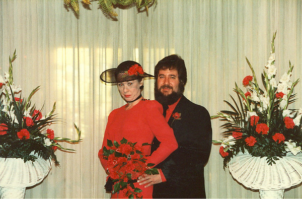 Teresa & Van Hester - Wedding photo