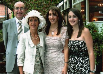 David, Frances, Carolyn, Susan Maidment