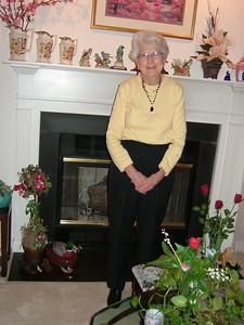 Doris at Atlantic Shores--April 2005