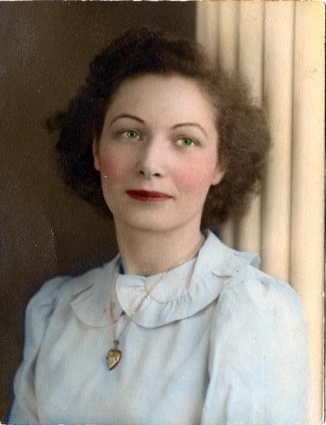 1945 Portrait of Sophie 2
