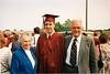 1995 Sophie Eric Ellis high school graduation