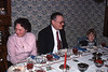 1977 Slide 14-65 Christmas Dinner Nana, Gramps, Dave