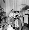 1951 Ellis and Carol, Christmas
