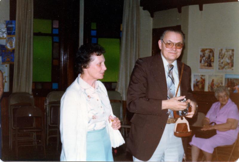 1979 June 23 Sophi Ellis Esther Washburn Vermont church