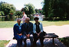 1991 Sophie Ellis and Carol in Boston Common