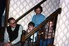 1979 Slide 16-93 Easter Sunday, Ellis, Dave, Sophie, Eric