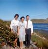 1964 August, Carol Sophie and Ellis in Newfoundland