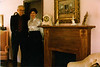 1998 Ellis and Carol in Chelmsford with mantle