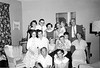 1958 Gathering with Sophie's family in Canada