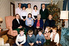 1981 Family Christmas party Chelmsford