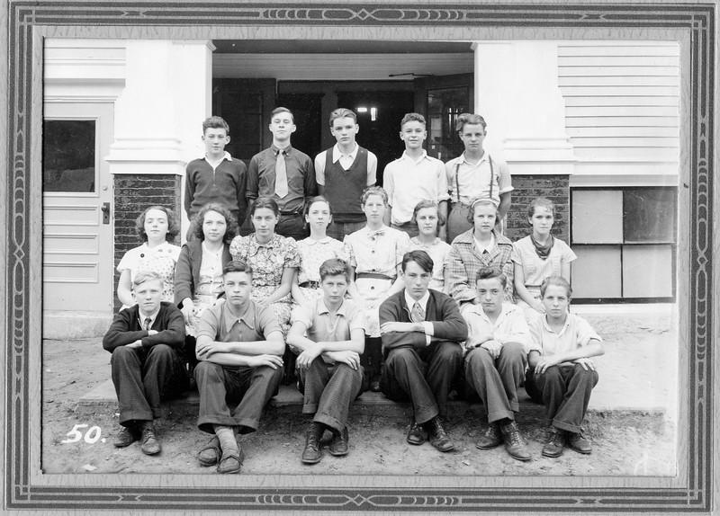 1938 Bethel Vermont Freshman Class