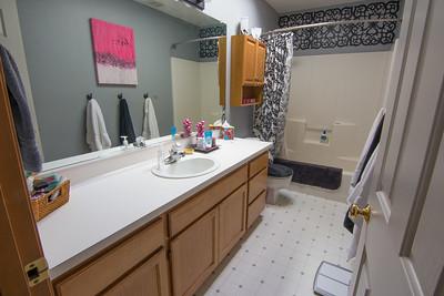 Bathroom - upstair hall