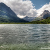 Swiftcurrent Lake, Glacier National Park, 2016