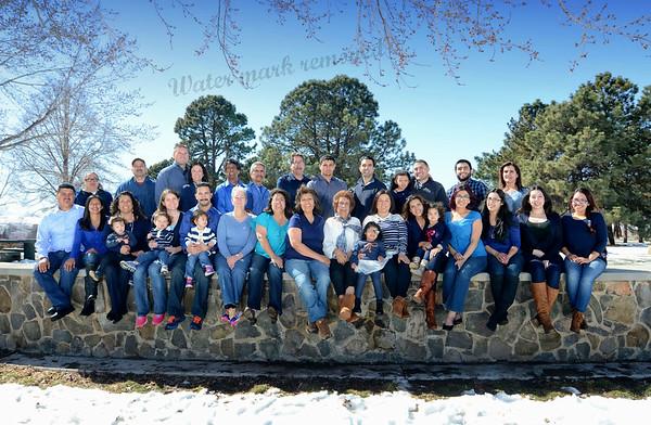 Renee Barela Family