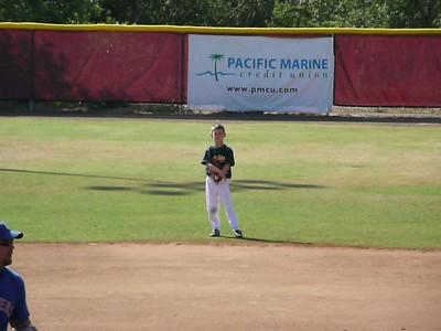 Cameron's Baseball Game - May 3rd 2008
