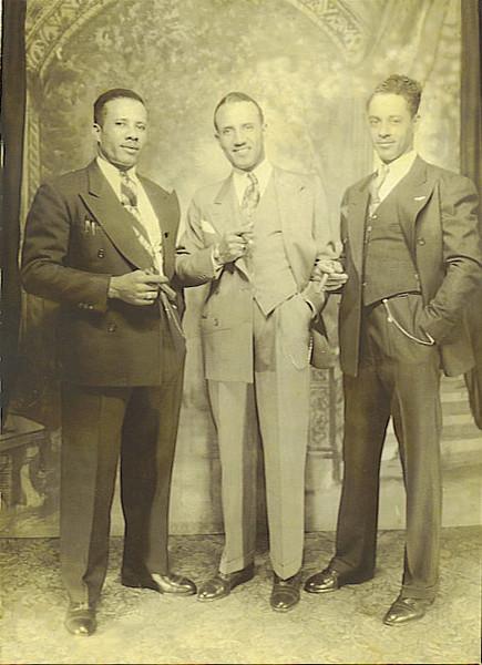Uncle Lou, John & Al