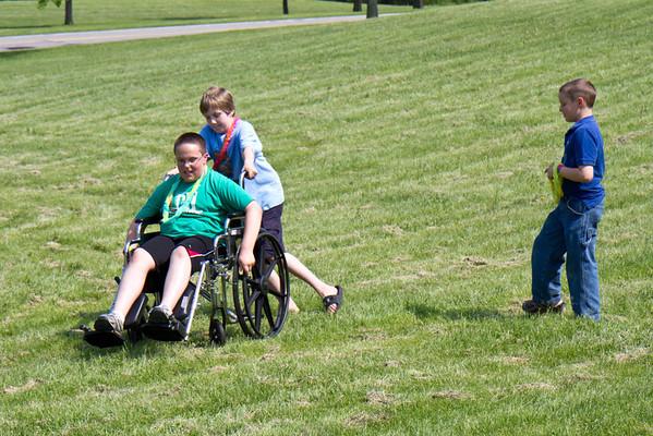 Wheelchair Rides