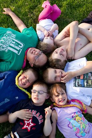 Mohr Family Reunion 2011