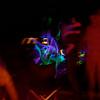 Twirling Glow Sticks around the Fire
