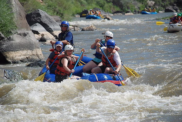 Reunion Rafting photos
