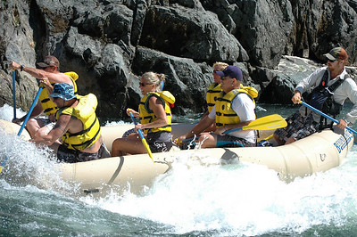 2010 Reunion Rafting Trip
