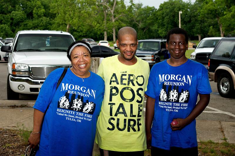 Morgan Reunion