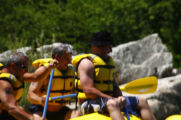 Reunion Rafting in 2012