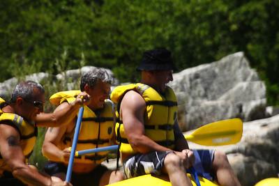 Reunion Rafting in 2012
