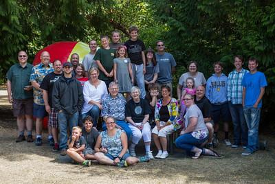 Mohr Family Reunion 2013