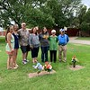 ATHERTON-at the grave site