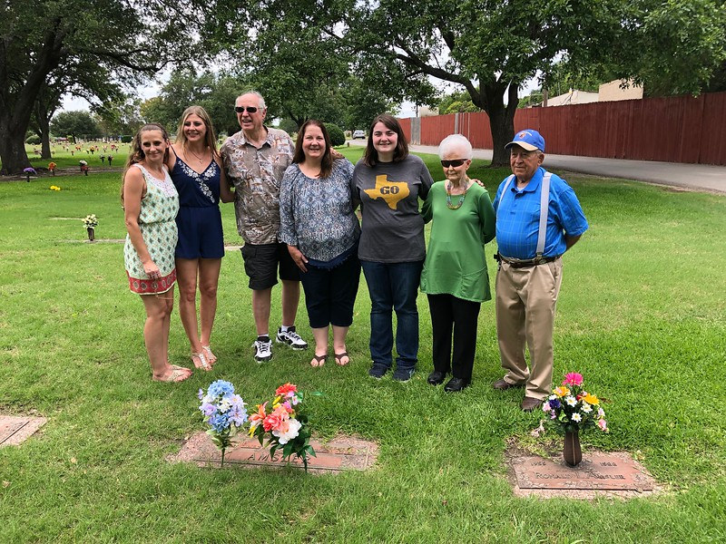 4-ATHERTON-at the grave site