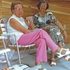 Marjorie Mayer & Carolyn Voas