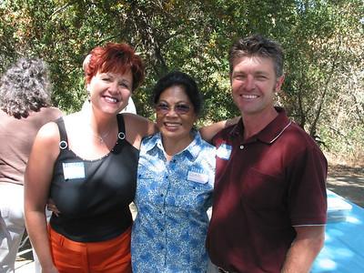 Brenda, Clarita, Graeme