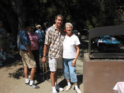 Nick Jr & Beth Garcia