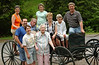 """Hunsberger Mini-Reunion, Memorial Wkend '09 : 50+ Hunsbergers of Earl & Ruth's gang gathered in Jerome & Davidsville PA in May '09 & had a blast! (Most photos are in 4x6"""" format, if you are ordering prints. If I've cropped them to a different format, this is notated in the caption)"""