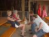 Shauna, Grandma w/ Toby (?), Chuy, Butch, & Joel