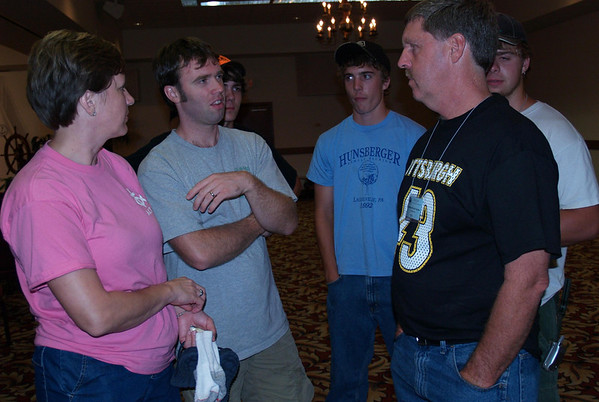 """Getting the important stuff straightened out:  The """"organic milk"""" discussion!    (Lydia, Ashley, Alex, Tyler, Bill, Jesse)"""
