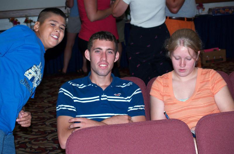 Say Cheese (Joseph, Bryan, Trudy)