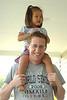 Joel with Kylee