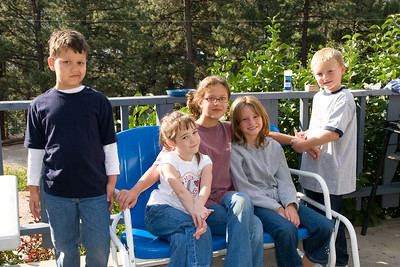 2007 Kane Family Reunion at Pine River Lodge on Vallecito Lake, which is located 23 miles northeast of Durango, Colorado. (Image taken with Canon EOS 20D at ISO 200, f11.0, 1/80 sec and 30mm)
