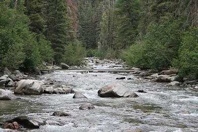 Vallecito Creek, Colorado 7/16/07